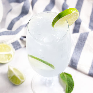 Cucumber Mint Mojito Mocktail
