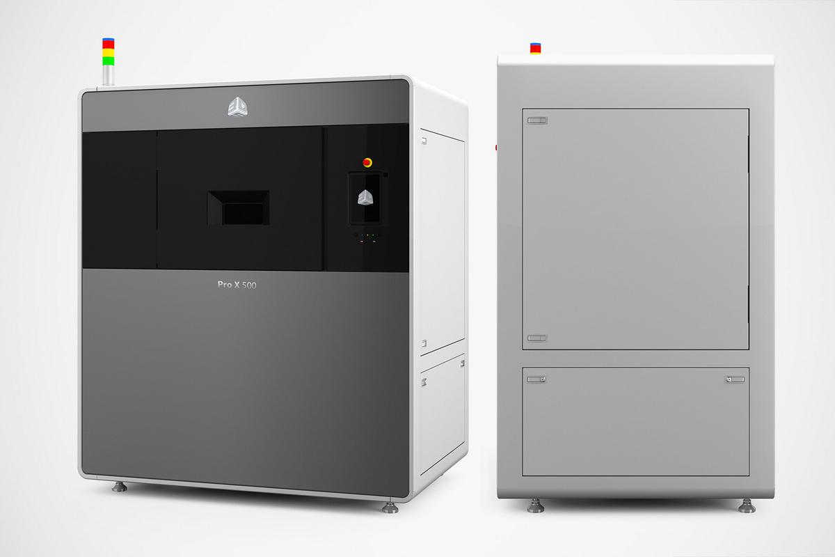 3D Systems снижают цену на ProX SLS 500