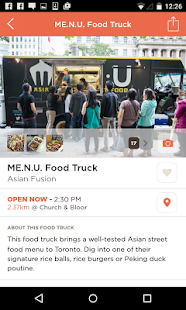 Food Trucks- screenshot thumbnail