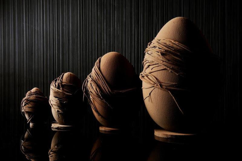 Photo: Chocolate Easter Eggs at The Mandarin Cake Shop at Mandarin Oriental, Hong Kong