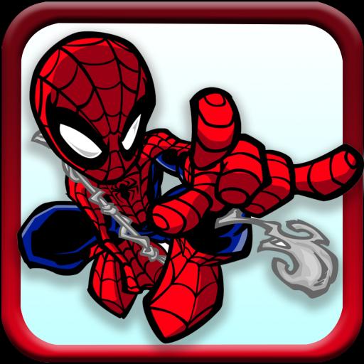 Amazing Spider Running Man