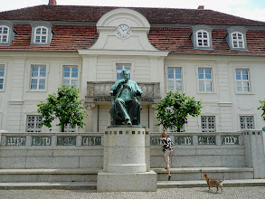"""Photo: Stavenhagen: """"Fritz-Reuter-Stadt"""""""