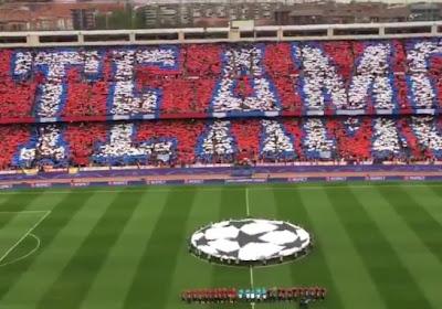 Le stade de l'Atletico, cette magnifique forteresse