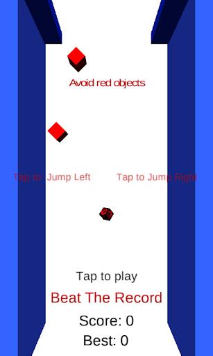 Flappy Cube