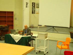 Photo: Lecture about children rights by Mr Karatsis