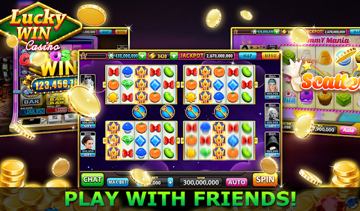 Lucky Win Casino™- FREE SLOTS 6