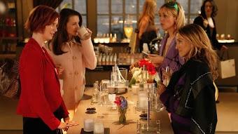 Season 6B, Episode 1, Les maris, les femmes, les amants