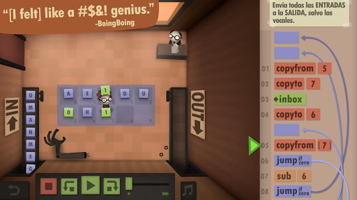 Human Resource Machine para Android