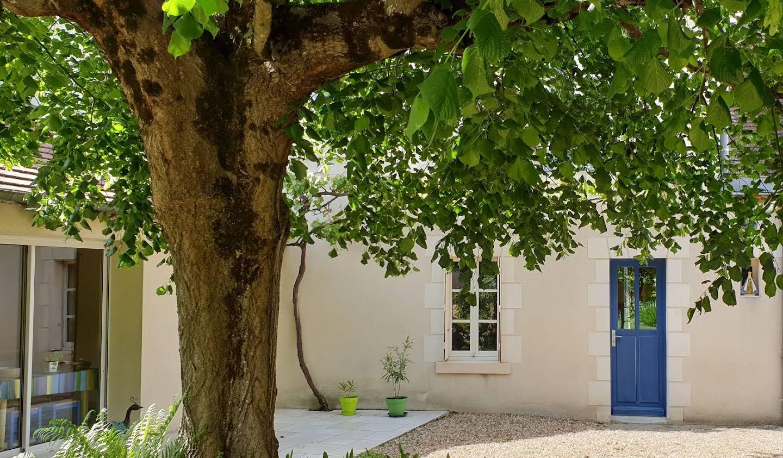 Maison avec jardin et terrasse Châteauneuf-sur-Loire