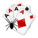Cards Solitaire - Spider Solitaire - 3 Card Poker icon