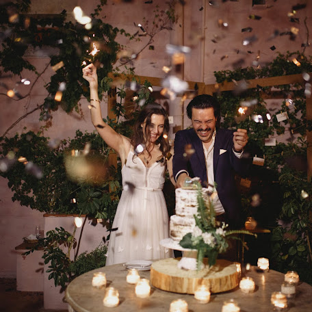 Wedding photographer Orsolya Lazar (lookimaginary). Photo of 11.09.2017