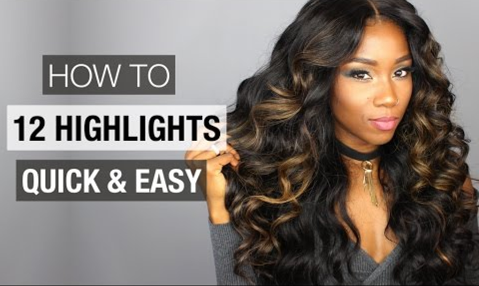 How To Highlight Hair At Home For Beginners Momming School