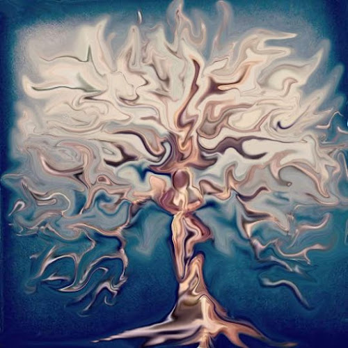 Namastree by Brian Boyer - Painting All Painting