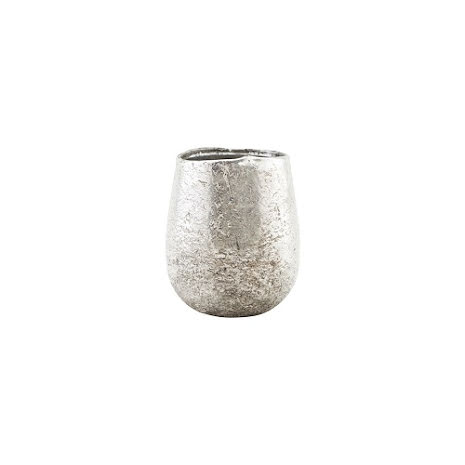 Candle Stand Dawn Silver