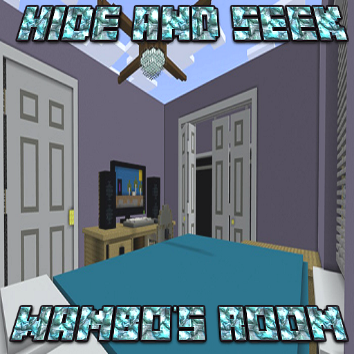Map Hide n seek Wambos Room for McPE