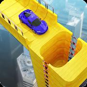 Big Mega Ramp Car Racing Stunts Simulator