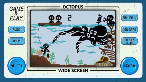 OCTOPUS 80s Arcade Games 1.1.8 screenshots 4