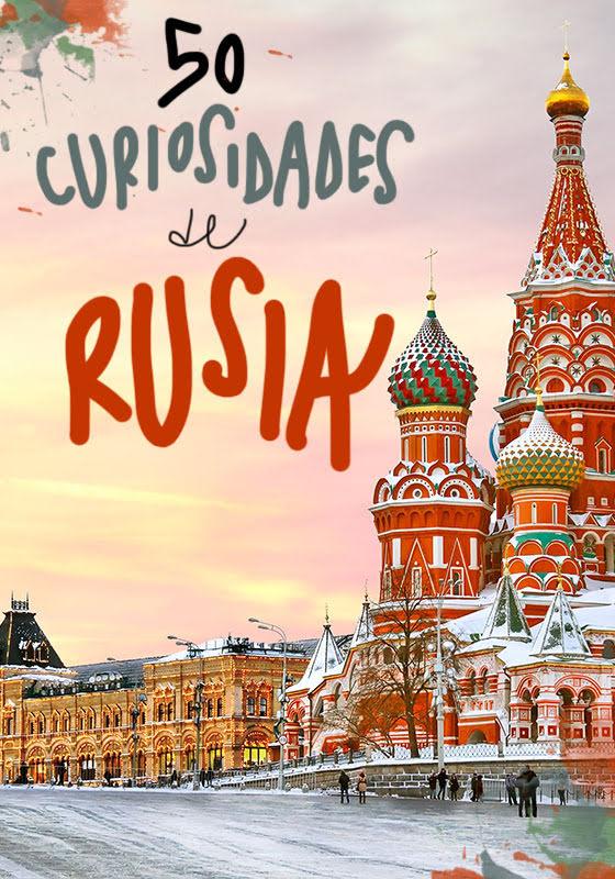 curiosidades de Rusia