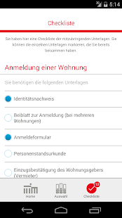 Berlin.de Service-App- screenshot thumbnail