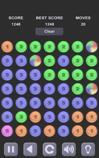 只要得到10具有超强的球 / Just Get 10|玩解謎App免費|玩APPs