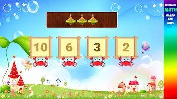 Preschool Math Games for Kids