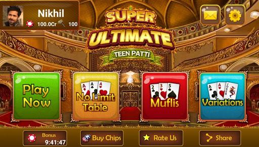 SUTP(Super Ultimate Teen Patti) 4.0 1
