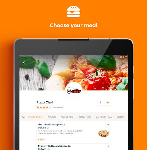 Pyszne.pl u2013 order food online screenshots 9