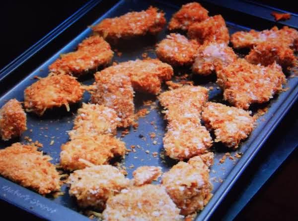 Janet's Crispy Crusty Baked Chicken