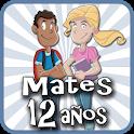 Matemáticas 12 años icon