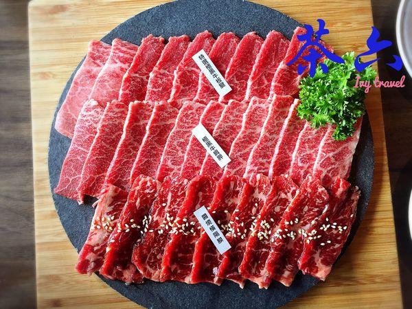 油花美肉質讚味道甜的精緻燒肉 ||茶六燒肉堂