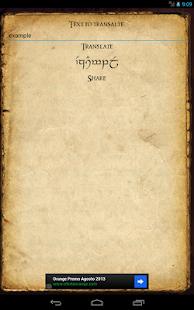 Elfic - Elvish Translator - Apps on Google Play