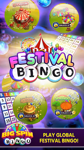 Big Spin Bingo   Best Free Bingo apkpoly screenshots 20