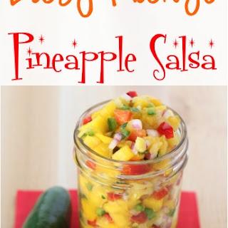 Mango Pineapple Salsa Recipe!
