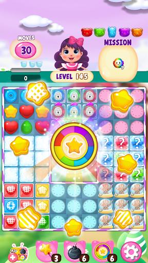 My Jelly Bear Story : New candy puzzle apktram screenshots 4