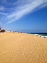 Photo: Bolnuevo beach