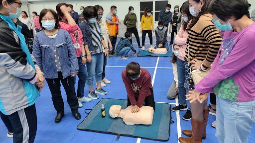 110.02.17 教師CPR研習