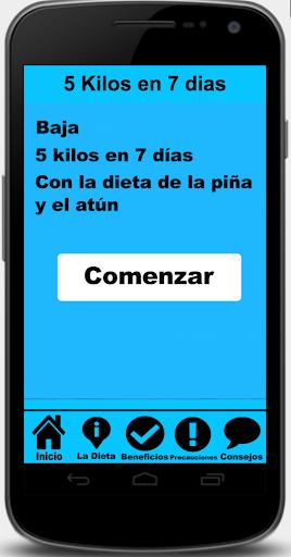 玩免費健康APP|下載Dieta del Atún app不用錢|硬是要APP