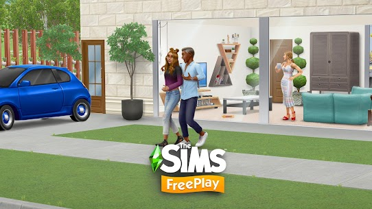 The Sims FreePlay Mod Apk (Unlimited Money/LP) 1