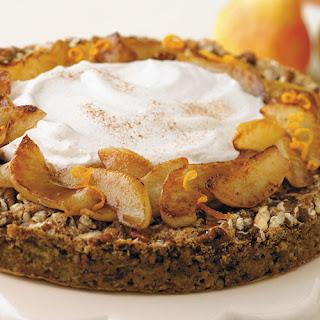 Pear-Pecan Crunch Cake.