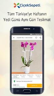 Çiçek Sepeti - náhled