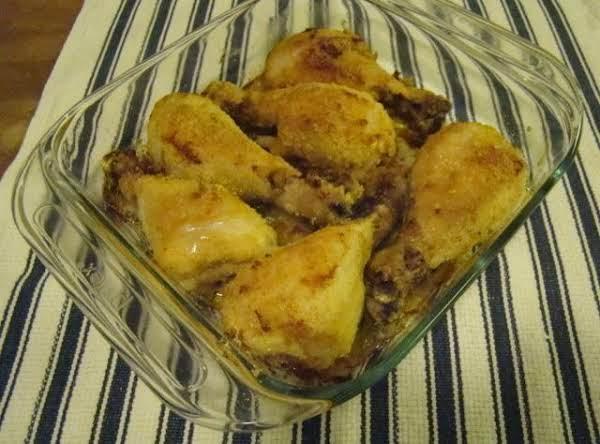 Baked Orange Chicken Recipe