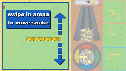 Battle Snake: Online Multiplayer Challenge Free 7.4 screenshots 6