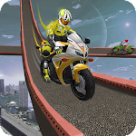 Impossible Bike Driving Games icon