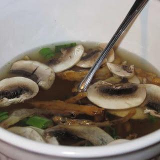 Benihana Onion Soup