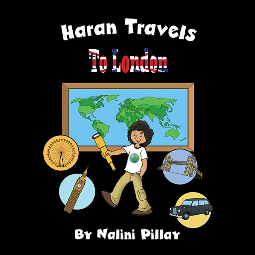 Haran Travels To London cover