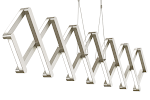 Xterna  Linear Suspension by LBL Lighting