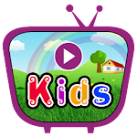 nexGTv Kids – Rhymes Cartoons Icon