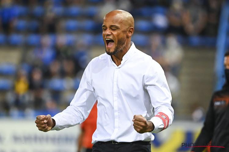 Vincent Kompany détaille les qualités des nouvelles recrues d'Anderlecht