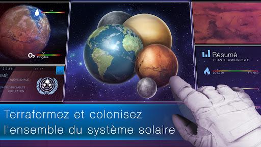 TerraGenesis - Les colons de l'espace  captures d'écran 1