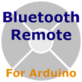 Bluetooth Remote for Arduino